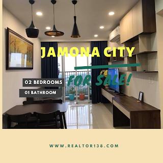 bán căn hộ 56m2 jamona city quận 7