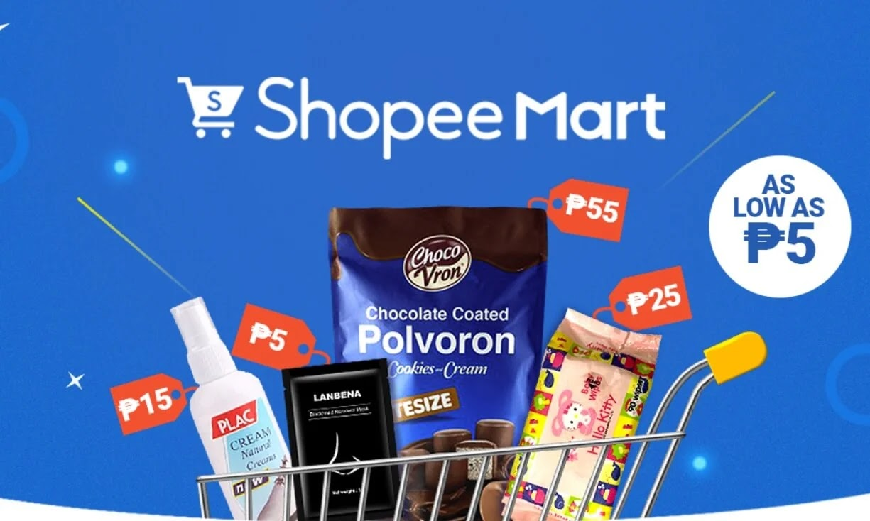 5.5 Shopee Mart, The Answer To All Your Needs; Offers Free Shipping at No Minimum Spend