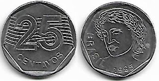 25 centavos, 1995