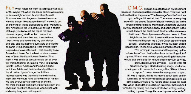 Run DMC Down With The King Spin Magazine 1993