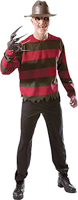 Freddy Krueger Nightmare on Elm Street Costume for Men