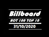 BILLBOARD HOT 100 TOP 10 - HITS OCTOBER 31, 2020 (31/10/2020) - PLAYLIST