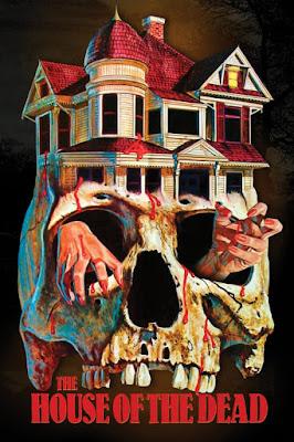 Póster película La casa de la muerte