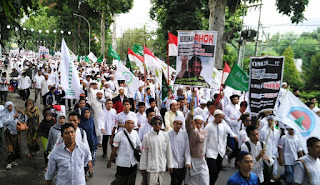 "Demi Keadilan, Muslim NTB ""Deadline"" Polisi Tangkap Ahok"