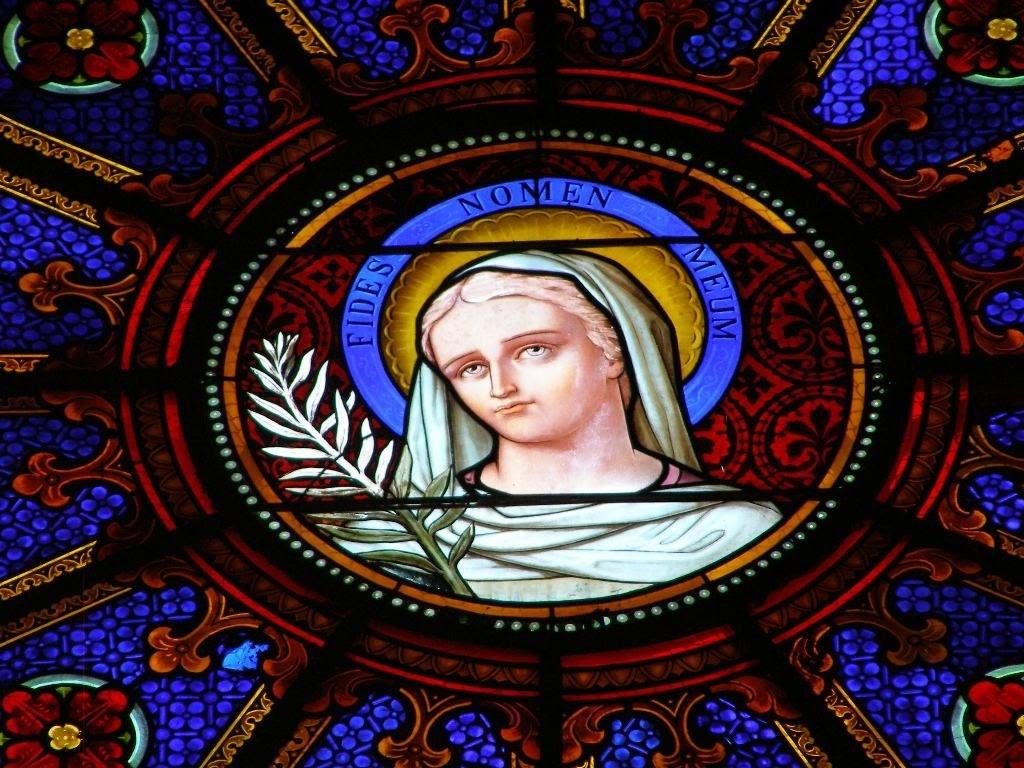 Vierge église de Sainte Foy les Lyon /©Défrade