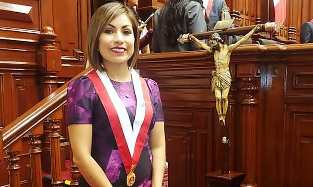 Congresista Leslye Lazo y su esposo Julio Chávez, alcalde del distrito de San Martín de Porres dieron positivo para coronavirus