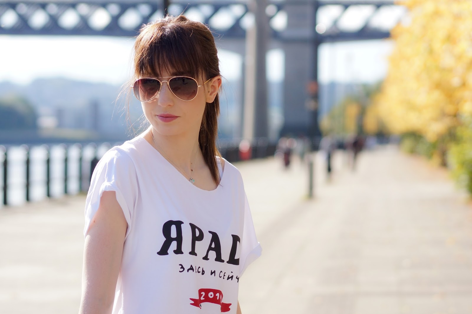 Hello Freckles Autumn Sun OOTD Camden Town Giveaway 4