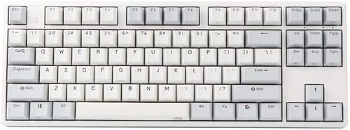 Review EPOMAKER NIZ Plum X87 87-Keys Keyboard