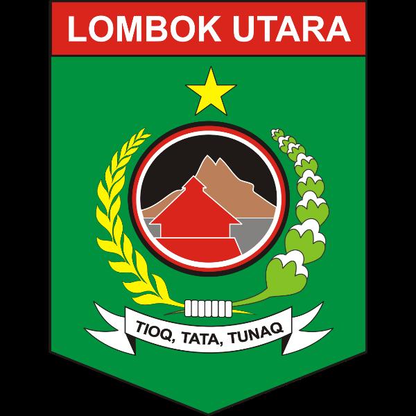 Logo Lambang Kabupaten Lombok Utara