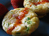 Spicy Baked Egg Muffins