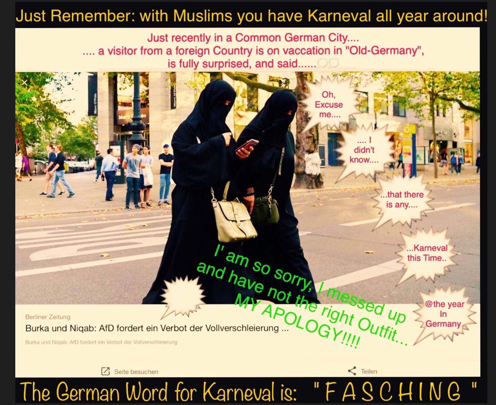 Moslem Islam Witze