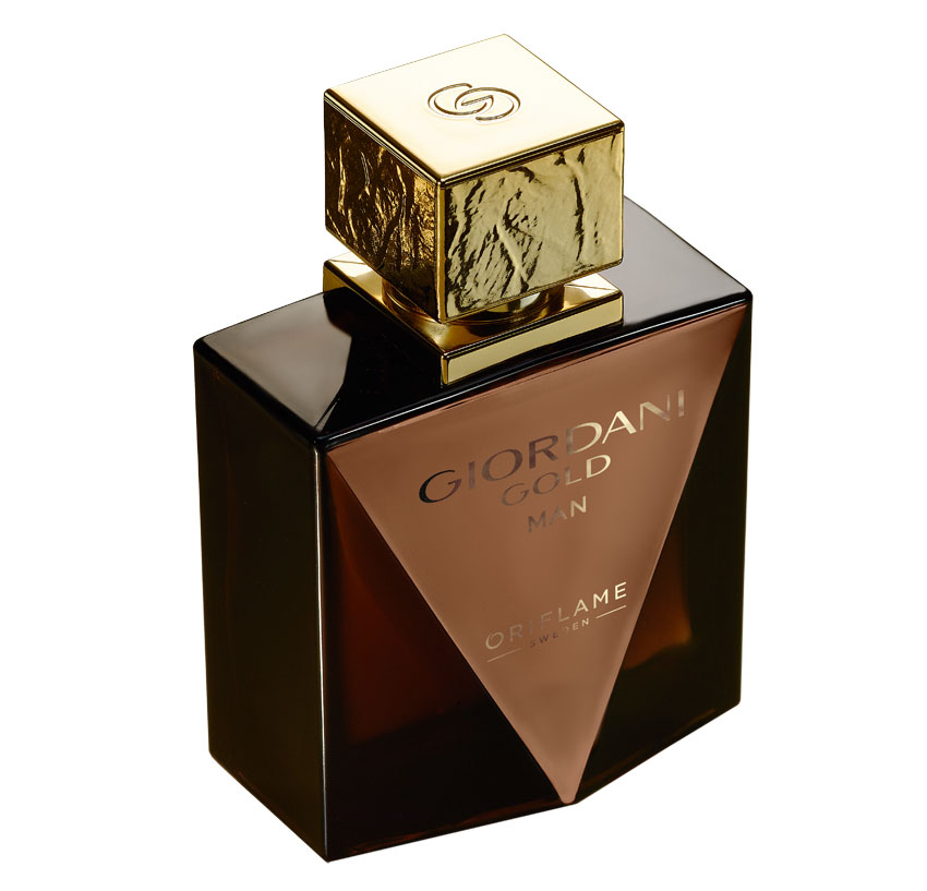 Eau de Toilette Giordani Gold Man da Oriflame