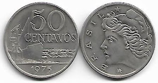 50 centavos, 1975 cuproníquel