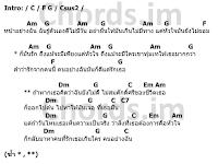 คอร์ดเพลง ไม่สมศักดิ์ศรี - ไท ธนาวุฒิ