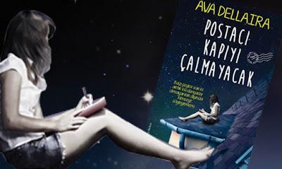 Kitap Yorumları, Postacı Kapıyı Çalmayacak, Ava Dellaira, Love Letters to the Dead, Heves Berksu, Martı Yayınları, Roman, Aşk, Edebiyat