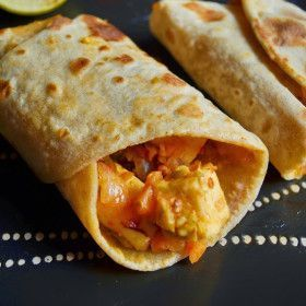 Kathi Roll in kolkata best and delishios food