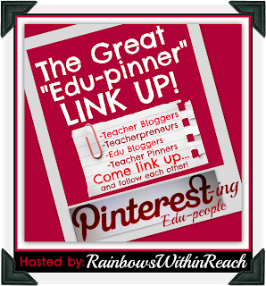 photo of: The Great EDU-Pinner Link-UP hosted by RainbowsWithinReach