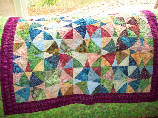 Quilting Lessons Learned