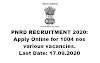 PNRD Assam RECRUITMENT 2020: Apply Online for 1004 nos various vacancies. Last Date: 17.09.2020