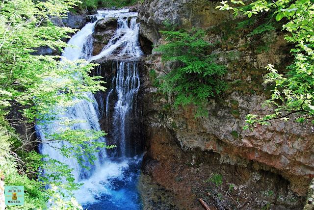 Cascada de La Cueva, Parque Nacional de Ordesa