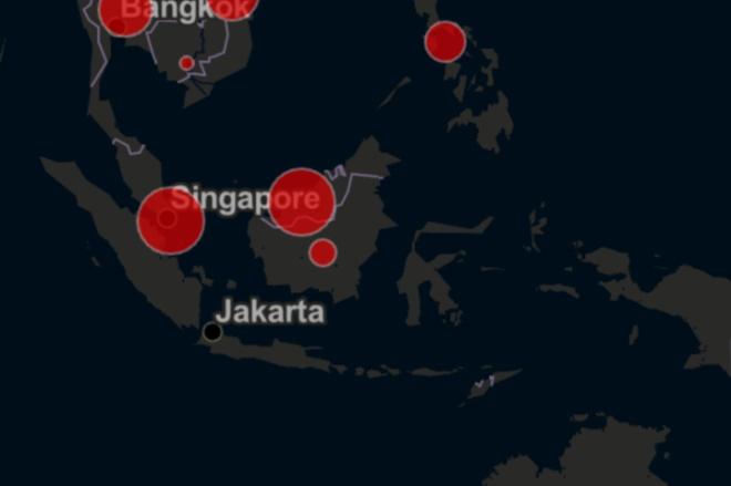 Pasien Positif Corona di Indonesia Melonjak jadi 19 Orang