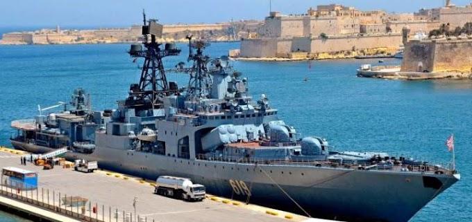 Русские в Гибралтаре