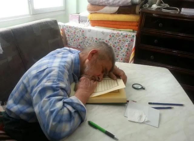 Guru Tahfidz Meninggal Dunia saat Mendekap Al-Qur'an