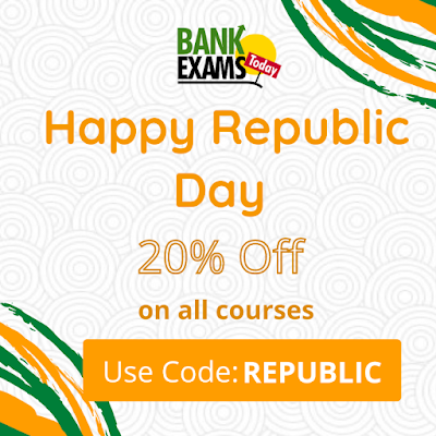 Republic Day Offer on BankExamsToday