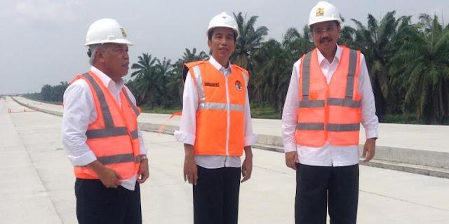 Presiden akan resmikan tol Medan-Tebing Tinggi November