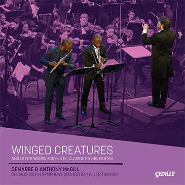 Gapplegate Classical-Modern Music Review: Winged Creatures and Other