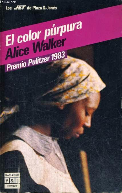 El color púrpura, de Alice Walker.