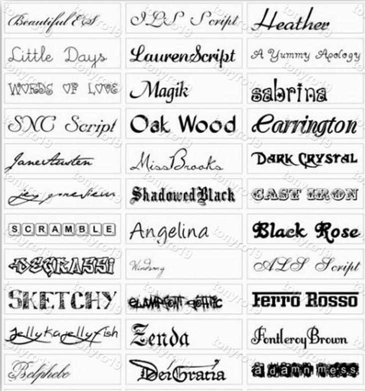 Arial Fonts Rar