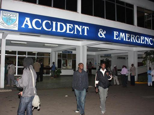 Kenyatta National Hospital (KNH) photos