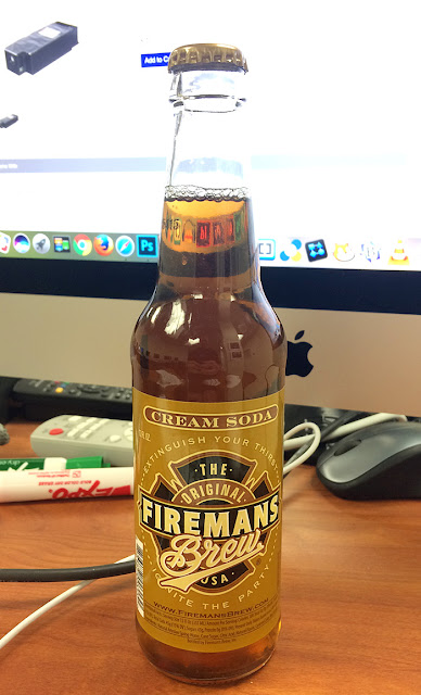 Firemans Brew Cream Soda