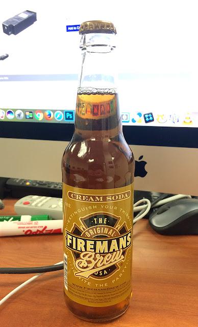 Firemans Brew Cream Soda