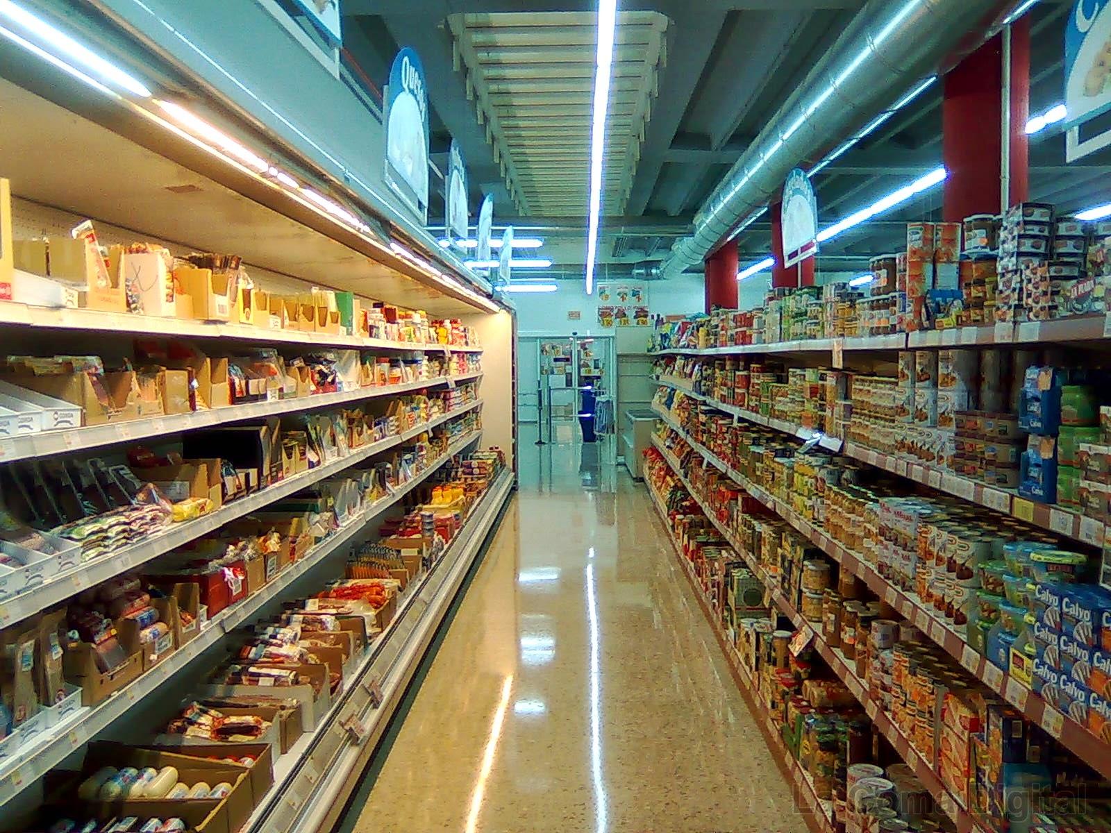 gondola Com alta dos alimentos, inflação oficial acelera 0,92% em março