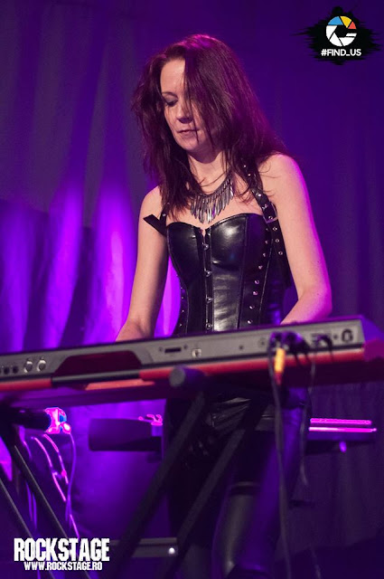 Ladies of Metal: Andreea Turzai (Eternal Fire), Ladies of Metal, Andreea Turzai, Eternal Fire