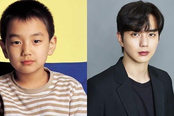 Yoo Seung-hoo kecil dan dewasa pemeran film the way home