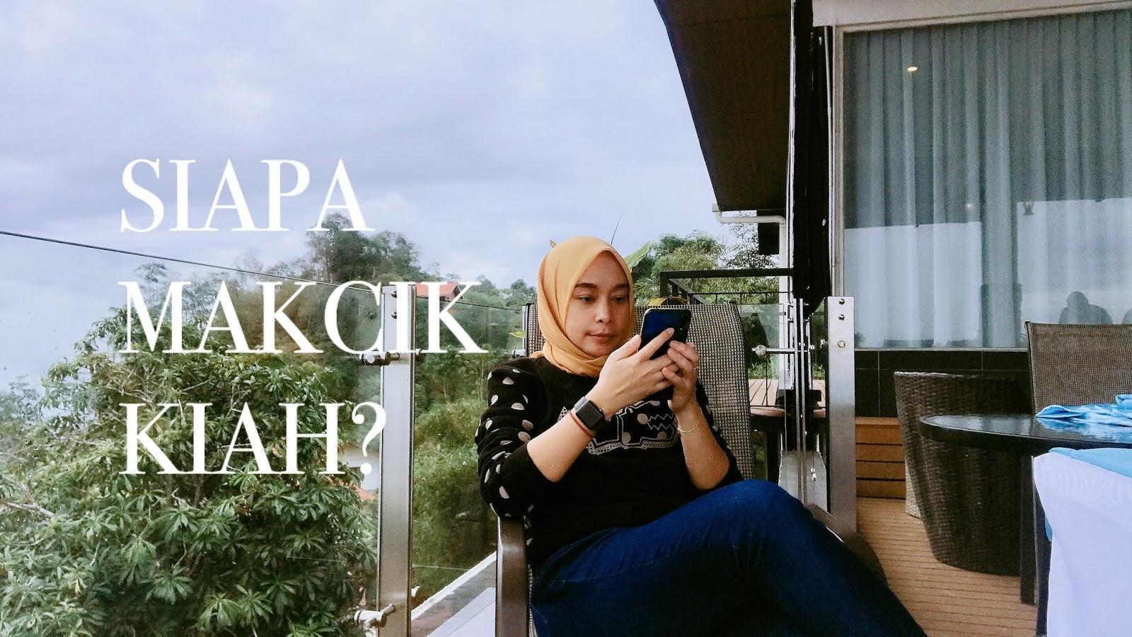 Makcik Kiah Viral