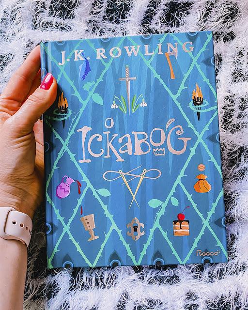 Livro O Ickabog [Conhecendo o livro por dentro] - J.K. Rowling