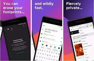 تحميل برنامج تطبيق متصفح فايرفوكس، فيرفوكس Firefox Browser fast & private اخر اصدار مجانا للاندرويد