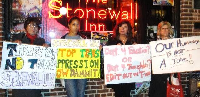 Stonewall hoy