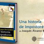 novela de Joaquín Álvarez, entrevista por María Luz Arroyo Viz