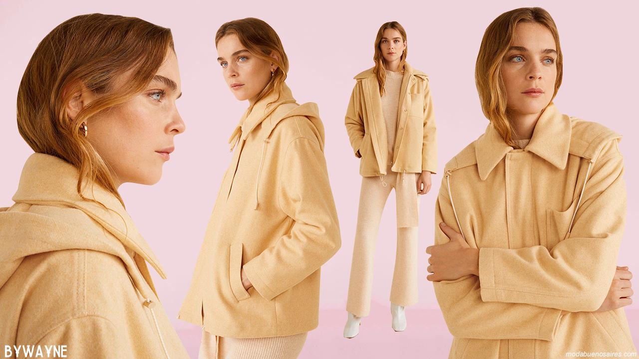 Abrigos otoño invierno 2019.│ Moda casual en ropa de mujer otoño invierno 2019 abrigos de mujer.│Abrigos 2019.