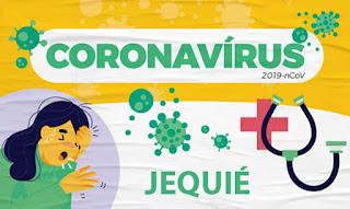 Jequié confirma o décimo nono caso de Coronavirus (Covid19)
