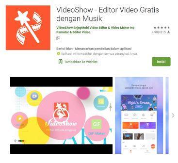 cara mempercepat video di android tanpa aplikasi