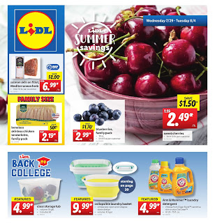 ⭐ Lidl Ad 8/5/20 ⭐ Lidl Weekly Ad August 5 2020