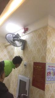 Lắp đặt hệ thống pccc cho quán karaoke tại Hải Phòng
