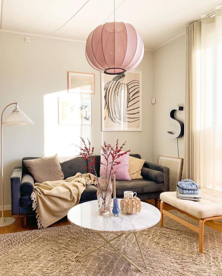 Danica's Delightful Danish Home In Cotton Candy Shades