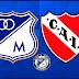 Millonarios - Independiente, por la Copa Libertadores: formaciones, día, horario y TV